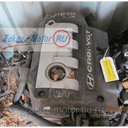 Контрактный двигатель (бу) D4EA VGT 2,0 CRDi для Hyundai (Хендай) SANTA FE, TUCSON, TRAJET, ELANTRA фото