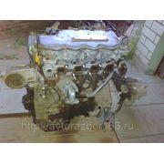 Двигатель в сборе для Nissan Almera N16 2000-2006 2.2 DI фото