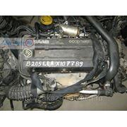 Контрактный двигатель (бу) B205E, B205L 2,0л turbo для Saab 9-3, 9-5 (Сааб 9-3, 9-5) фото