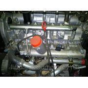 Контрактный дизельный двигатель F1AE0481C 2.3JTD 81кВт / 110л.с. для Fiat Ducato 2002-2006г.в. фото