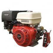 Двигатель бензиновый GX 390 с цилиндрическим коленчатым валом фото