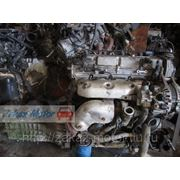 Контрактный двигатель (бу) D4CB на Hyundai (Хундай) Starex, Grace, H100 фото