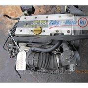 Контрактный двигатель (бу) X18XE ECOTEC 1,8л для Opel/Vauxhall (Опель) ASTRA, VECTRA фото