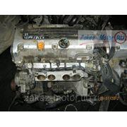 Контрактный двигатель (бу) K24A1 (I-VTEC) 2,4л для Honda (Хонда) Honda CR-V, CIVIC (Cивик), ACCORD (АККОРД) фото