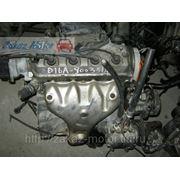 Контрактный двигатель (бу) D16A/D16W1 (non-VTEC) D16A/D16W5 (VTEC) 1,6л для Honda HRV, HR-V, CIVIC (Сивик) фото