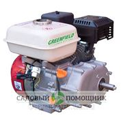 Двигатель с редуктором Green Field GF 168 F-R (5,5 л.с.) фото
