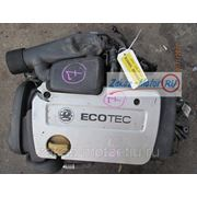 Контрактный двигатель (бу) X16XEL ECOTEC 1,6л для Opel/Vauxhall (Опель) ASTRA, VECTRA, ZAFIRA фото