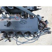 Контрактный двигатель (бу) G4EB 12vl 1,5л для Hyundai (Хендай, Хундай) ACCENT (АКЦЕНТ) фото
