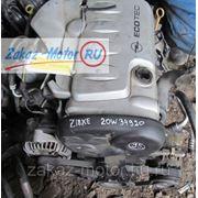 Контрактный двигатель (бу) Z18XE ECOTEC 1,8л для Opel/Vauxhall ASTRA, VECTRA, CORSA, MERIVA, CABRIO фото