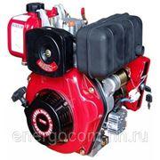 Дизельные двигатели GREEN-FIELD GF 170 FE с электрозапуском фото