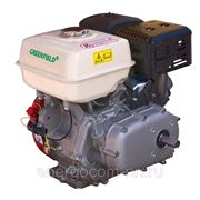 Бензиновый двигатель Green Field (GF) GF-173FE-R (GX-240) с электростартером фото