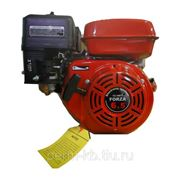 Двигатель FORZA 168F-2 6,5л. фото