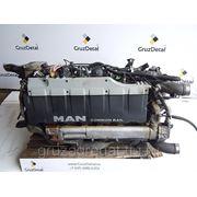 Двигатель MAN D2066LF01 фото