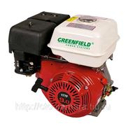 Бензиновый двигатель Green-field GF177FE (GX270) фото