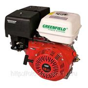 Бензиновый двигатель Green-field GF188FE (GX390) фото