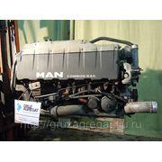D2066LF02 Common rail Двигатель MAN TGA фото