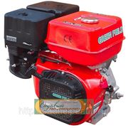 Бензиновый двигатель GREEN-FIELD PRO-11HP GX340 фото
