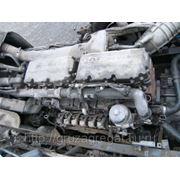 Двигатель DAF XF95 XE 355 фото