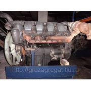 Двигатель Actros OM 502 LA фото