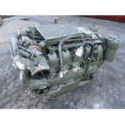Двигатель MERCEDES OM403 фото