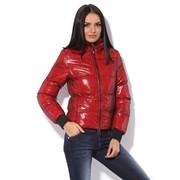 Куртка-RoccoBarocco-0412209-ROSSO-ROSSO-L фото