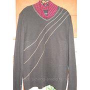 Вязание трикотажа, трикотажной одежды фото