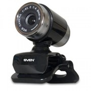 Веб-камера SVEN IC-720 black фото