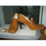 Индивидуальный пошив обуви, сумок, аксессуаров из кожи