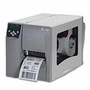 Принтер термо печати этикеток Zebra S4M фото