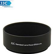 Бленда JJC LN-55S (O55mm Standard Lens Hood) Metal 2404 фото