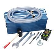 Ящик с набором инструмента для керносверлильных установок фото