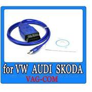 USB 409.1 KKL VAG-COM OBD2 VW AUDI SKODA SEAT фото