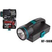 1009 Комплект из 26 инструметов с фонарем с 1 светодиодом «Komfo фото