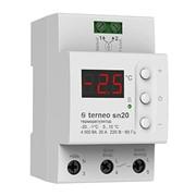 Терморегулятор terneo sn20 для систем снеготаяния фото