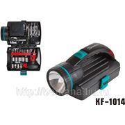 1014 Комплект из 26 инструментов с фонарем с 1 светодиодом «Komfort» фото