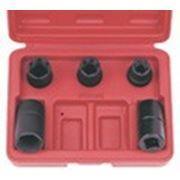 Набор головок для скругленного крепежа. Licota ATF-5070 фото