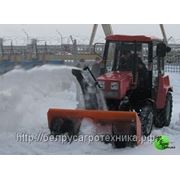 Снегоочиститель тракторный (Беларус-320) СТ-1500 фото