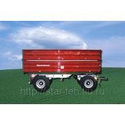 Прицеп тракторный 2ПТС-14 фото