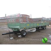 Платформа транспортировки кормов без механизированной разгрузки ПТК-10-2 фото
