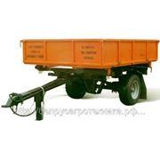 Полуприцеп тракторный самосвальный к Беларус-320 ПСМ-2,5 фото