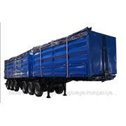 Автопоезд-зерновоз фото