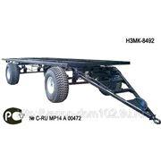 Прицеп-шасси тракторный НЗМК-8492