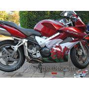 Наклейка на мотоцикл арт.019 фото