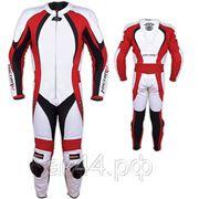 Комбинезон мотоциклетный, MICHIRU, Street Suits 6 FIRE TRACE фото