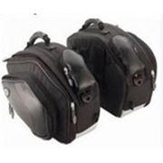 Навесные сумки (ткань) для электроскутера фото