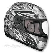 Шлем Vega ALTURA Lock and Load серый матовый (М) фото