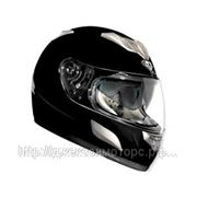 Шлем Vega HD188 Solid черный глянцевый (L) фото
