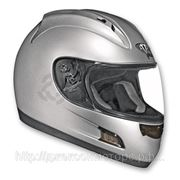 Шлем Vega HD188 Solid серебристый глянцевый (M) фото