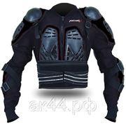 Куртка защитная (черепаха) Protection Jacket Черная M MICHIRU фото