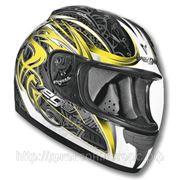 Шлем Vega ALTURA Slayer желтый/черный. глянцевый. M фото